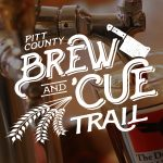 Pitt County Brew and 'Cue Trail logo